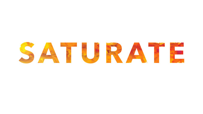 Saturate - A February Series Part 1