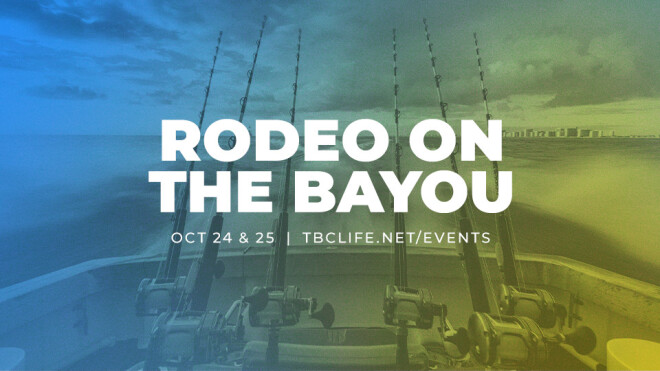 Rodeo on the Bayou
