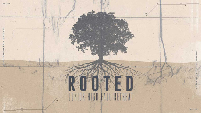 Junior High Fall Retreat
