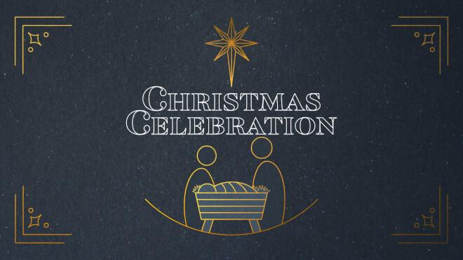 Christmas Celebration (Sunday)