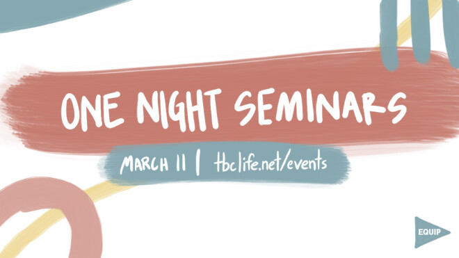 One Night Seminars