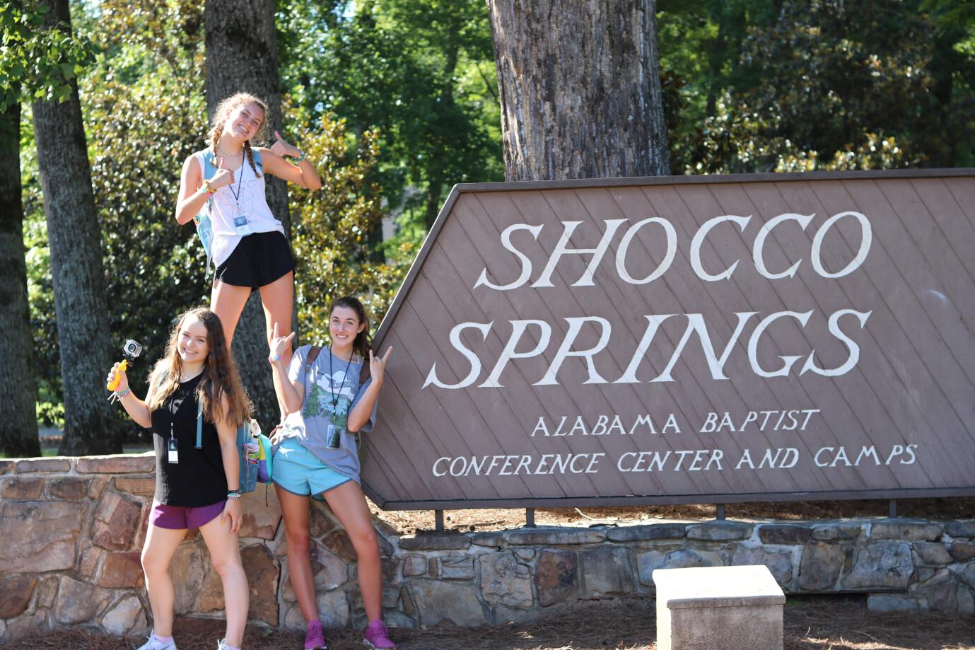 Camp Shocco (6th-8th grades)
