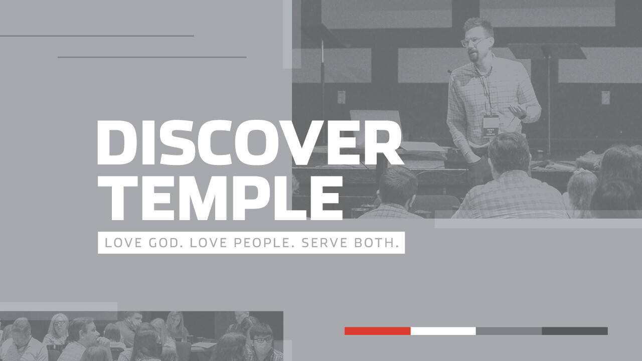 Discover Temple Class
